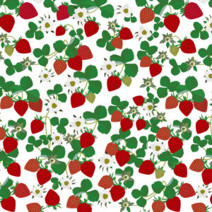 Strawberry (white)